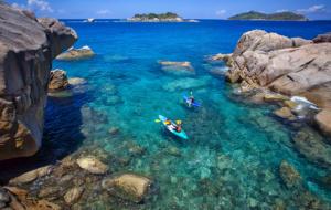 15 motivos para mostrar que Seychelles é um paraíso
