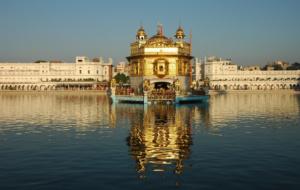 Templo dourado e o sikhismo