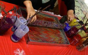 A tradicional arte turca