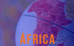 Lugares Pela África