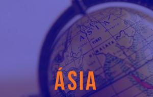 Lugares Pela Ásia