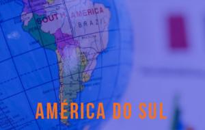 Lugares Pela América do Sul