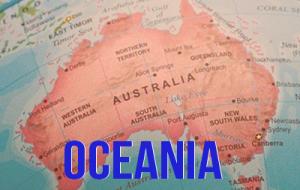 Lugares Pela Oceania