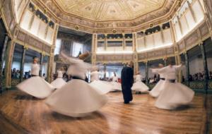 Danças da alma: A dança Dervixe