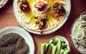Mil e um sabores do mundo árabe