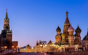 5 igrejas pela Rússia
