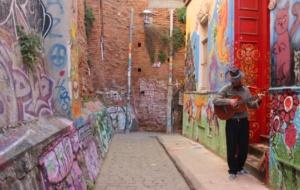 Arte de rua: 4 museus a céu aberto