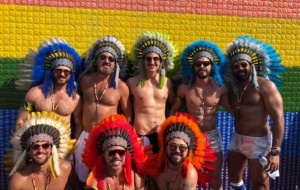 Semana do Orgulho LGBT em Tel Aviv