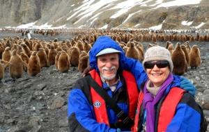 Antártida, natureza extrema, mas poética