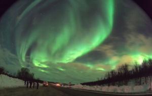 A inesquecível experiência do Expresso das Luzes do Norte