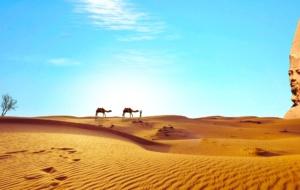 3 desertos pelo mundo para se conhecer