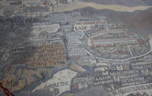 Madaba – Fragmentos do passado na cidade dos mosaicos
