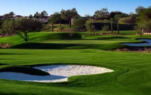 5 campos de golfe no Arizona