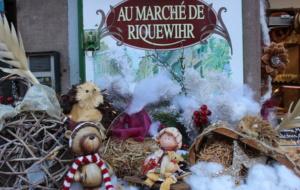 Riquewihr: o vilarejo saído de um conto de fadas