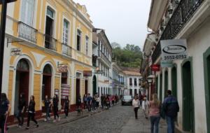 Ouro Preto: O amor inconfidente