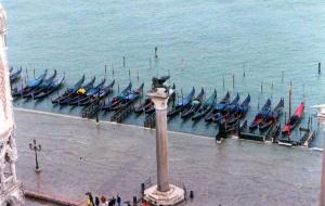 Veneza para celebrar o amor