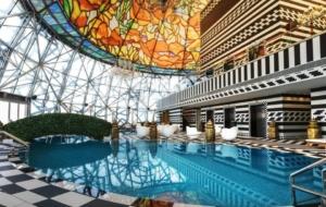 5 incríveis hotéis pelo mundo