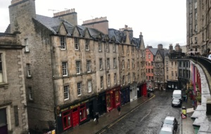Roteiro de Harry Potter em Edimburgo, na Escócia, onde ele nasceu