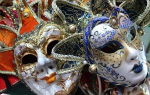 Carnaval de Veneza: máscaras e segredos
