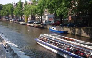 O melhor de Amsterdã nas praças, no Jordaan, no Red Light District