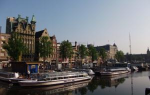 Cultura, lazer e luxo compõem Amsterdã