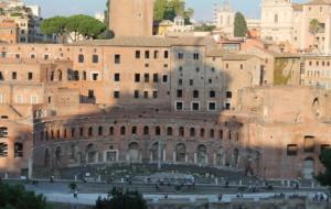 Roma une passado e presente