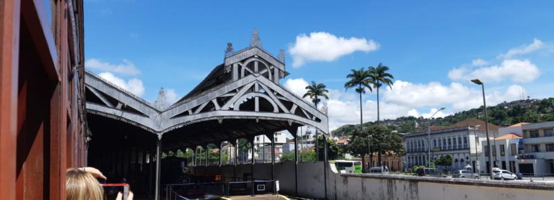 Minas Gerais: Por Trilhos e História