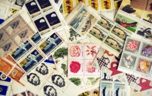 5 Selos Postais pelo Mundo