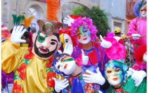 Diversão é com os papangus, o melhor do carnaval pernambucano