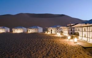 5 Tendas luxuosas pelo mundo