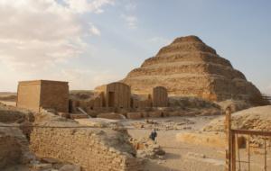 6 Pirâmides pelo mundo