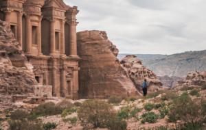 Jordan Trail: uma jornada por paisagens e cultura