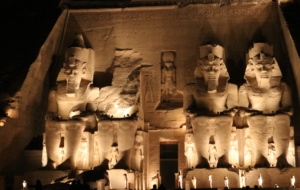 Os Templos de Abu Simbel e o Festival do Sol