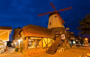 Solvang: a Dinamarca californiana
