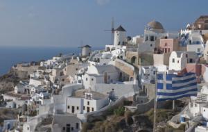 5 lugares para se visitar na Grécia