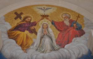 """""""Ave Maria cheia de graça…"""""""