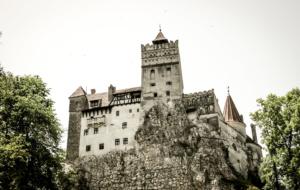 O castelo do Drácula