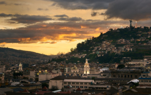 Quito, a segunda capital mais alta do mundo