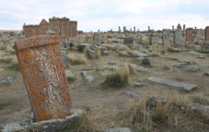 Campos sagrados: o cemitério de Noratus