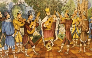 A historia de Portugal contada por azulejos