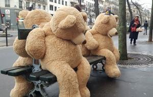 Nounours des Gobelins: Os famosos ursos de Paris