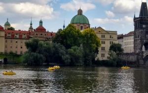 Praga: a cidade dos meus sonhos