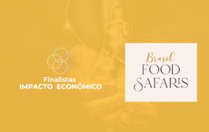 Impacto Econômico: Brasil Food Safaris